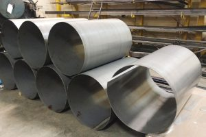 Steel Rolling - DB Custom Manufacturing